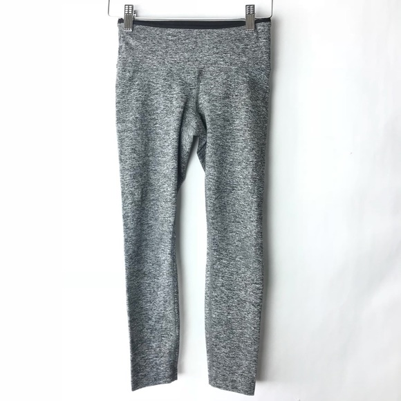 cd4490e7e79a2 Koral Pants | Leggings Space Dye Gray Mystic Capri Xs | Poshmark